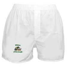 Mary of the Jungle Boxer Shorts
