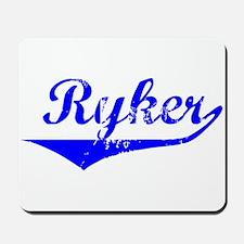 Ryker Vintage (Blue) Mousepad