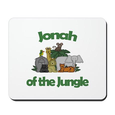 Jonah of the Jungle Mousepad