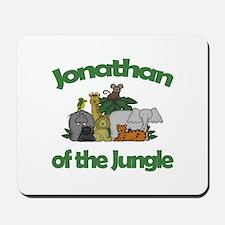 Jonathan of the Jungle Mousepad