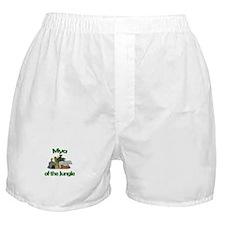 Mya of the Jungle Boxer Shorts