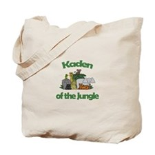 Kaden of the Jungle Tote Bag