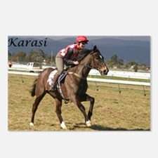 Unique Jumps racing Postcards (Package of 8)