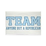 Team Anti Republican Rectangle Magnets (10 pk)