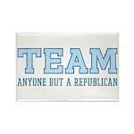 Team Anti Republican Rectangle Magnets (100 pk)