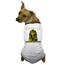 Tutankhamun Dog T-Shirt