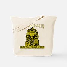 Tutankhamun Tote Bag
