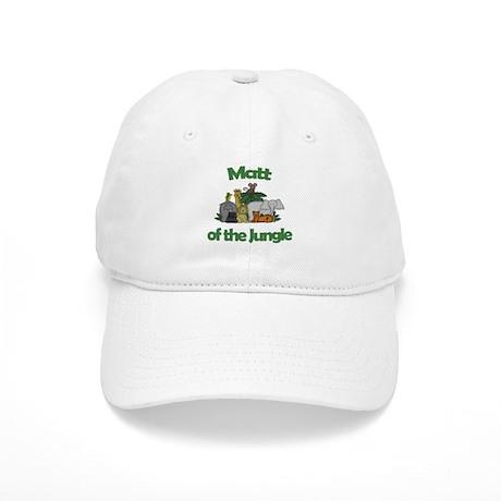 Matt of the Jungle Cap