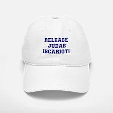 RELEASE JUDAS ISCARIOT Baseball Baseball Cap