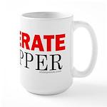 Desperate Scrapper Large Mug
