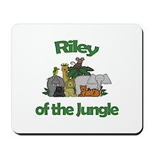 Riley of the Jungle Mousepad