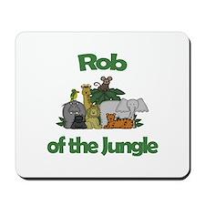 Rob of the Jungle Mousepad
