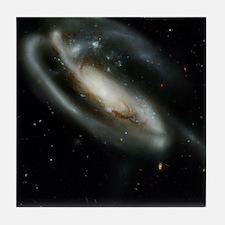 Tadpole Nebula - Tile Coaster
