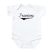 Trevion Vintage (Black) Infant Bodysuit