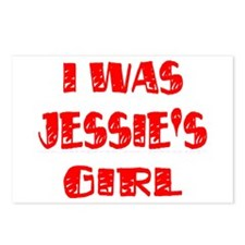 I Was Jessie's Girl Postcards (Package of 8)