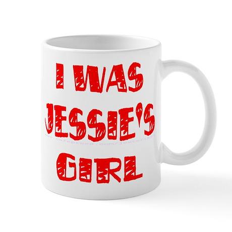 I Was Jessie's Girl Mug