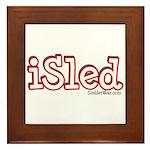 iSled Framed Tile