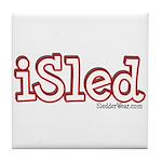 iSled Tile Coaster