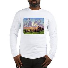 Stampede! Long Sleeve T-Shirt