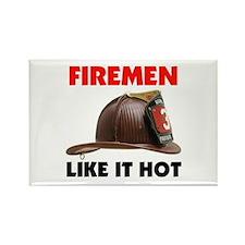 FIREMEN Rectangle Magnet