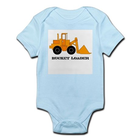 Bucket Loader Infant Creeper
