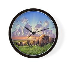 Stampede! Wall Clock
