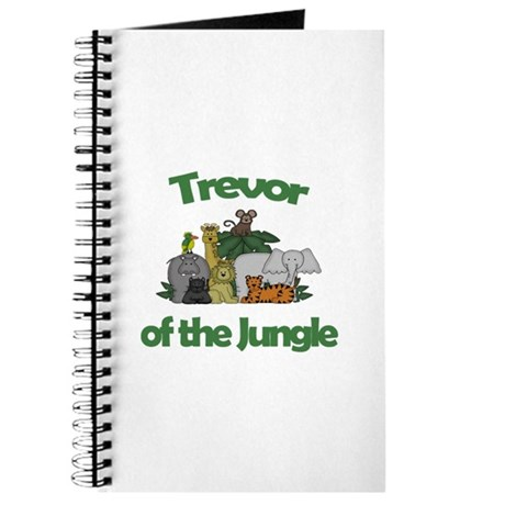 Trevor of the Jungle Journal