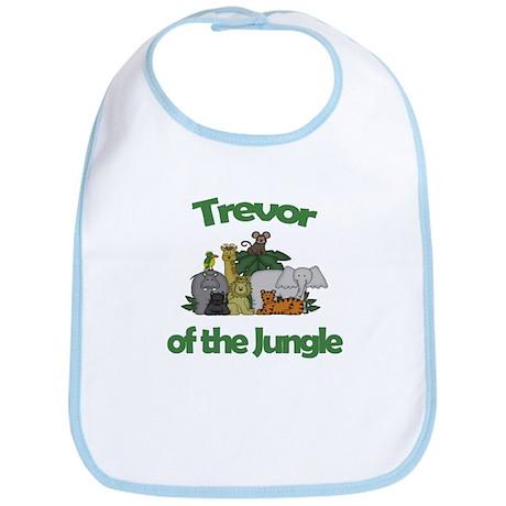 Trevor of the Jungle Bib
