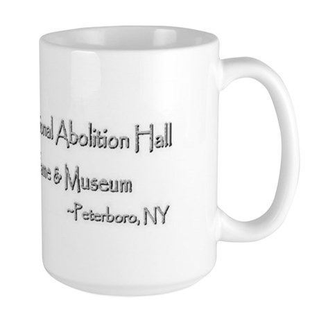 First induction Class Large Mug