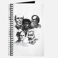 First induction Class Journal