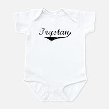 Trystan Vintage (Black) Infant Bodysuit