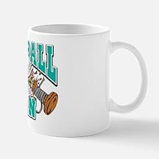 Baseball Fan(Teal) Mug