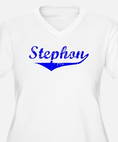 Stephon Vintage (Blue) T-Shirt