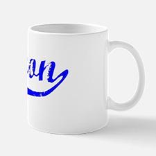 Stephon Vintage (Blue) Mug