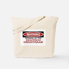 DEUTSCH DRAHTHAAR Tote Bag