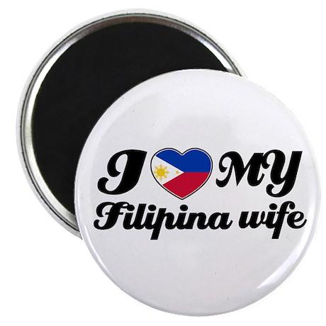 I love my Filipina wife Magnet