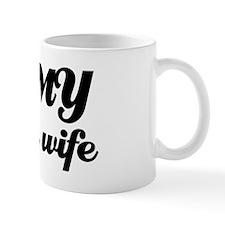 I love my Filipina wife Small Mug