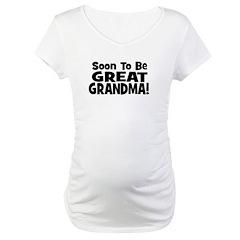 Soon To Be Great Grandma! Shirt