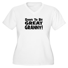 Soon To Be Great Granny! T-Shirt