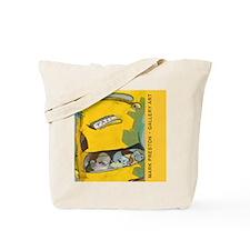 The Cab Ride -- Tote Bag