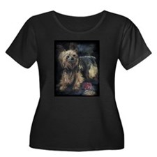 SILKY terrier Dog - T
