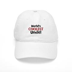 World's Coolest Uncle! Baseball Cap