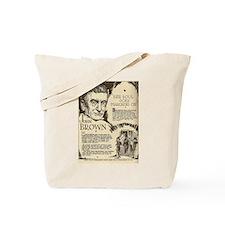 Cute Black slave Tote Bag