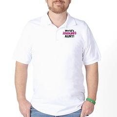 World's Coolest Aunt! T-Shirt