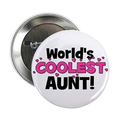 World's Coolest Aunt! 2.25