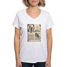 Robert Browning Mini Biography T-Shirt