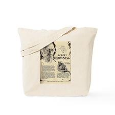 Biography writer Tote Bag