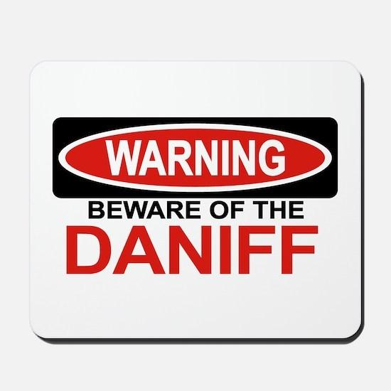 DANIFF Mousepad