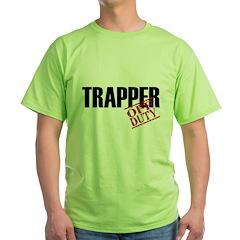 Off Duty Trapper T-Shirt