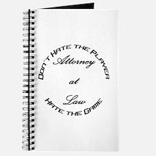 Attorney Player Journal